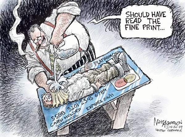 Nick Anderson  Nick Anderson's Editorial Cartoons 2009-05-20 torture