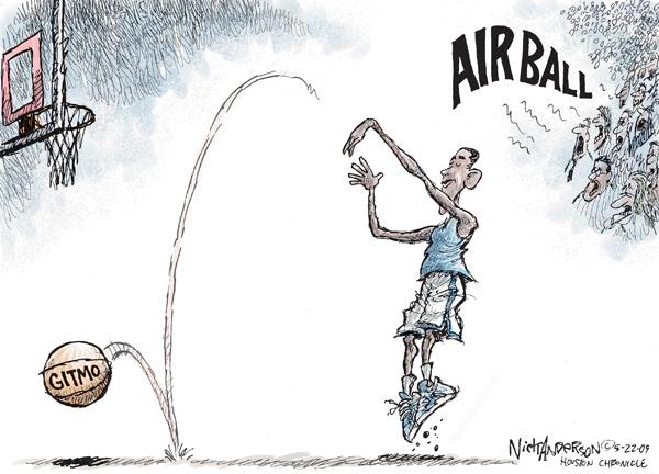 Nick Anderson  Nick Anderson's Editorial Cartoons 2009-05-22 torture