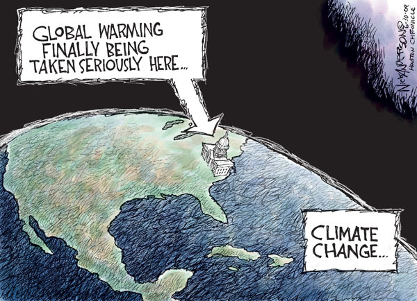 Nick Anderson S Editorial Cartoons Global Warming Comics And