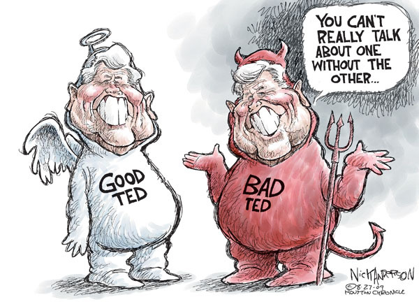 Nick Anderson  Nick Anderson's Editorial Cartoons 2009-08-27 two