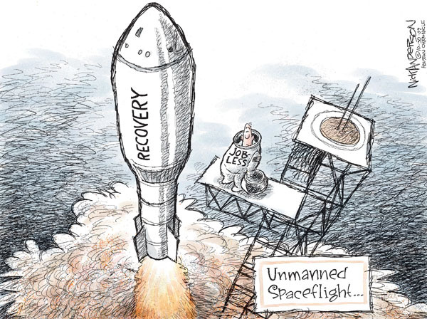 Nick Anderson  Nick Anderson's Editorial Cartoons 2009-10-30 exploration
