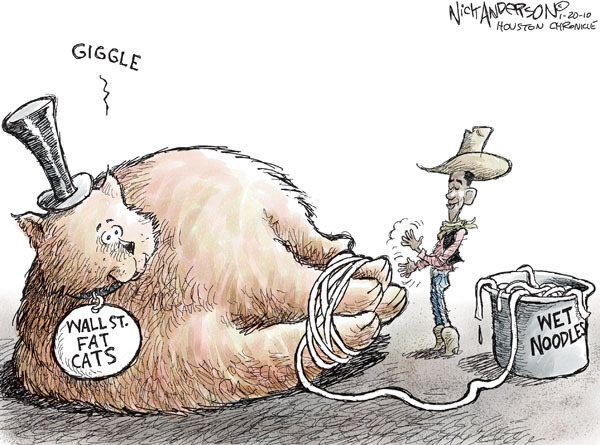 Nick Anderson  Nick Anderson's Editorial Cartoons 2010-01-20 management