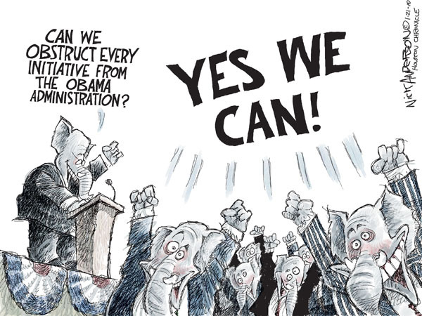 Cartoonist Nick Anderson  Nick Anderson's Editorial Cartoons 2010-01-21 policy