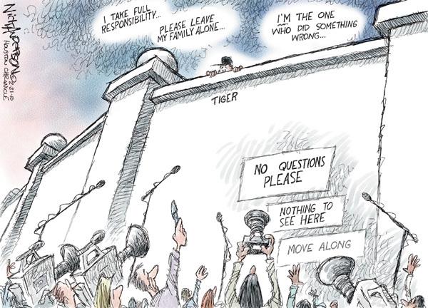 Cartoonist Nick Anderson  Nick Anderson's Editorial Cartoons 2010-02-21 question
