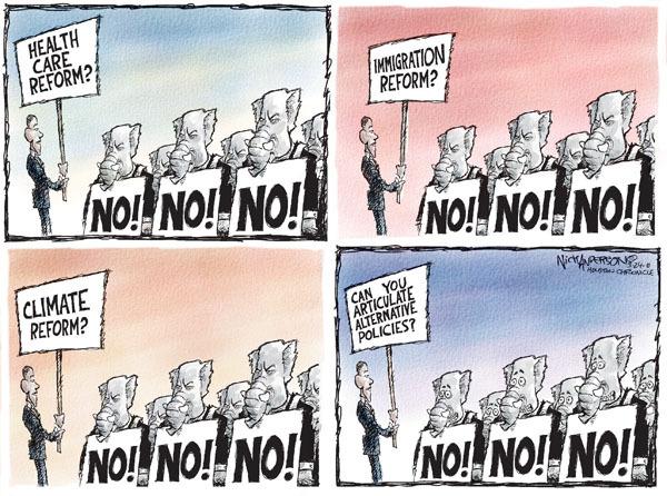 Cartoonist Nick Anderson  Nick Anderson's Editorial Cartoons 2010-03-24 policy