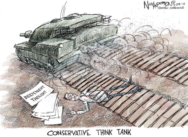 Cartoonist Nick Anderson  Nick Anderson's Editorial Cartoons 2010-03-28 health care policy