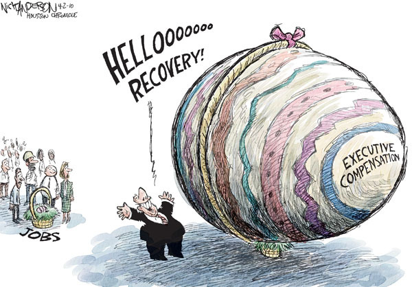 Nick Anderson  Nick Anderson's Editorial Cartoons 2010-04-02 management