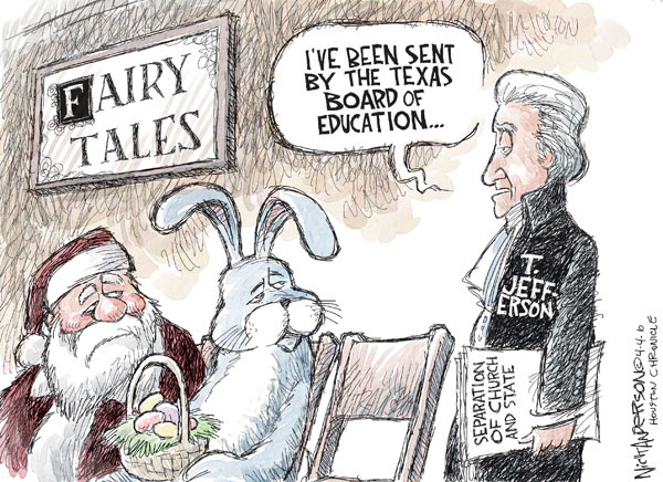 Cartoonist Nick Anderson  Nick Anderson's Editorial Cartoons 2010-04-04 book