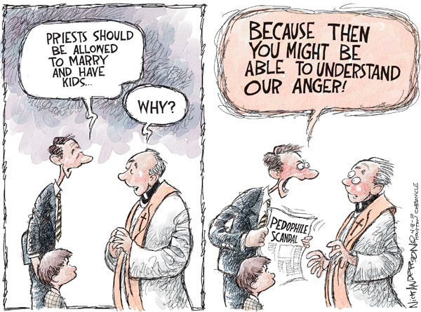 Cartoonist Nick Anderson  Nick Anderson's Editorial Cartoons 2010-04-08 marriage