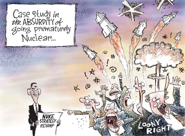 Nick Anderson  Nick Anderson's Editorial Cartoons 2010-04-09 looney