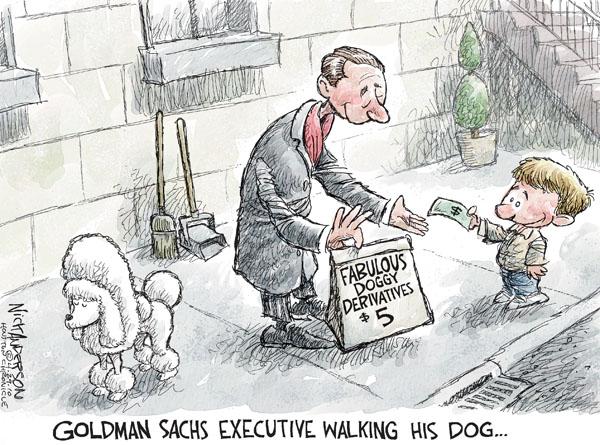Nick Anderson  Nick Anderson's Editorial Cartoons 2010-04-29 fraud