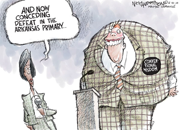 Nick Anderson  Nick Anderson's Editorial Cartoons 2010-06-10 Arkansas