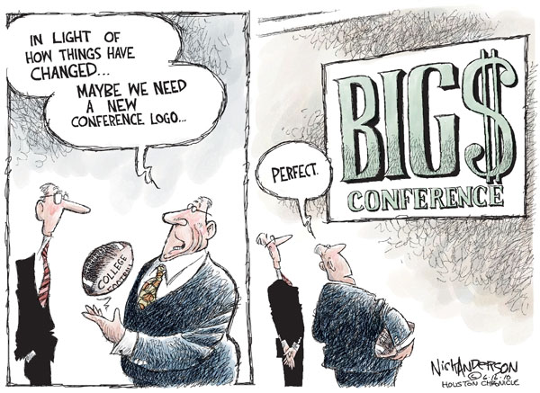 Nick Anderson  Nick Anderson's Editorial Cartoons 2010-06-16 change