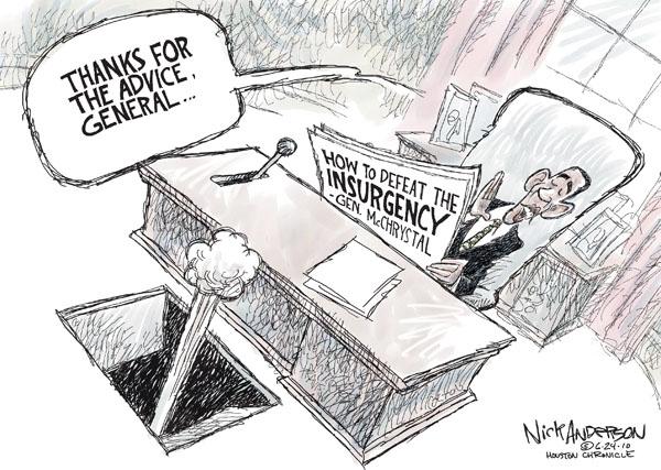 Cartoonist Nick Anderson  Nick Anderson's Editorial Cartoons 2010-06-24 policy