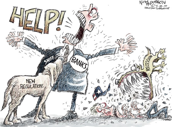 Nick Anderson  Nick Anderson's Editorial Cartoons 2010-07-18 special interest