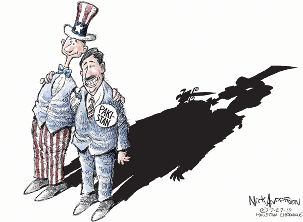 Cartoonist Nick Anderson  Nick Anderson's Editorial Cartoons 2010-07-28 appearance