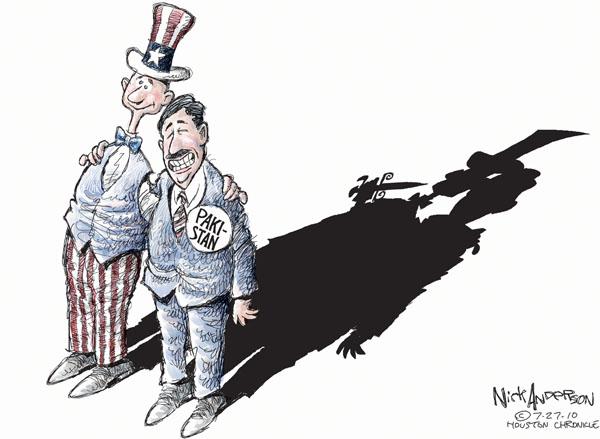Cartoonist Nick Anderson  Nick Anderson's Editorial Cartoons 2010-07-28 uncle
