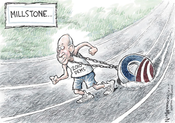 Nick Anderson  Nick Anderson's Editorial Cartoons 2010-08-11 2010 election