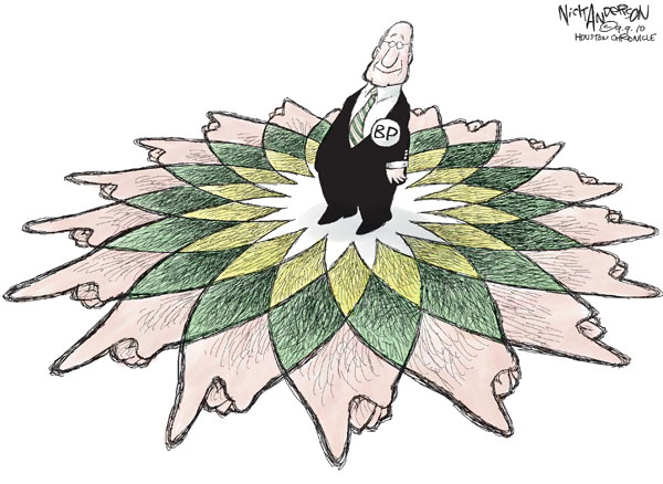 Cartoonist Nick Anderson  Nick Anderson's Editorial Cartoons 2010-09-09 middle