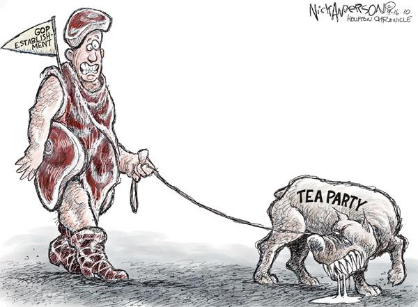 Nick Anderson  Nick Anderson's Editorial Cartoons 2010-09-16 republican party