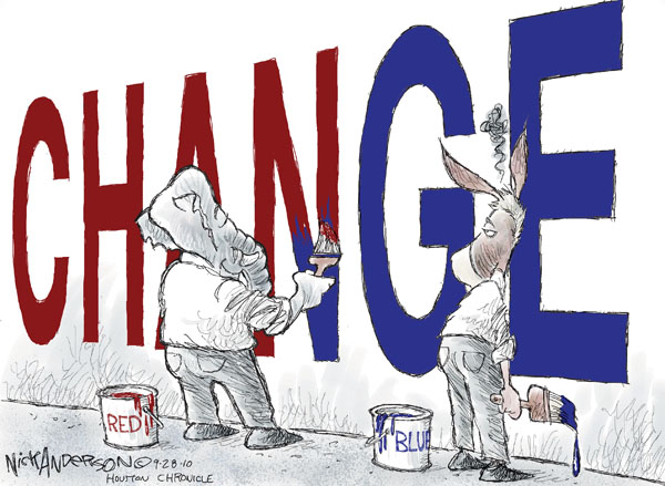 Nick Anderson  Nick Anderson's Editorial Cartoons 2010-09-28 2010 election