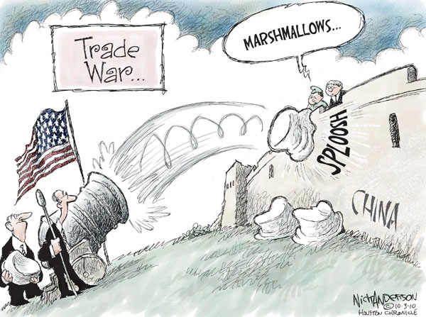 Nick Anderson  Nick Anderson's Editorial Cartoons 2010-10-03 chinese
