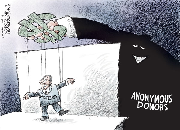 Nick Anderson  Nick Anderson's Editorial Cartoons 2010-10-12 special interest