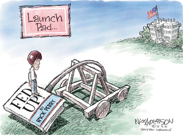 Cartoonist Nick Anderson  Nick Anderson's Editorial Cartoons 2010-11-04 fed