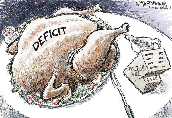 Cartoonist Nick Anderson  Nick Anderson's Editorial Cartoons 2010-11-12 policy