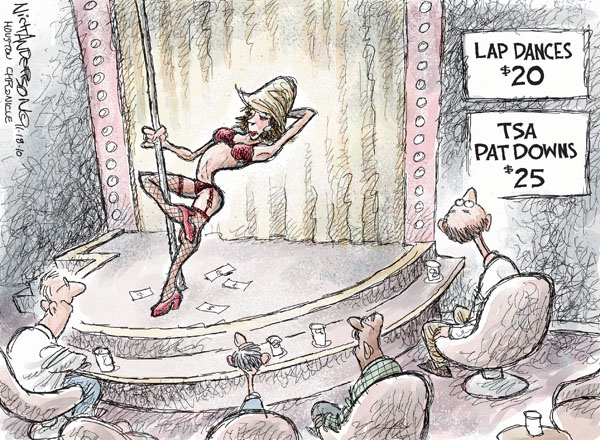 Nick Anderson  Nick Anderson's Editorial Cartoons 2010-11-18 Pat