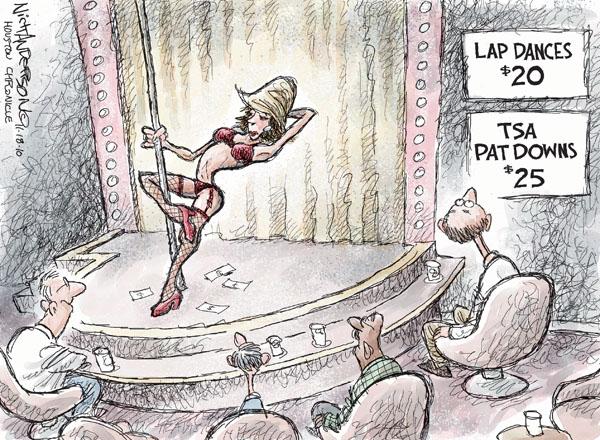 Nick Anderson  Nick Anderson's Editorial Cartoons 2010-11-18 $25
