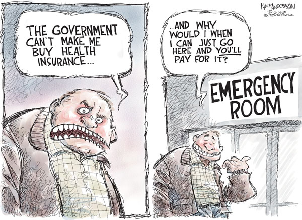 Nick Anderson  Nick Anderson's Editorial Cartoons 2010-12-14 just