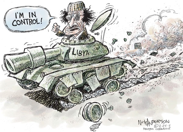 Cartoonist Nick Anderson  Nick Anderson's Editorial Cartoons 2011-02-24 control