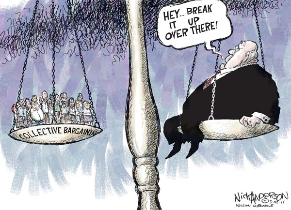 Nick Anderson  Nick Anderson's Editorial Cartoons 2011-03-02 special interest