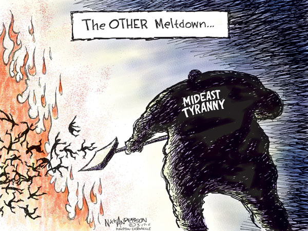 Nick Anderson  Nick Anderson's Editorial Cartoons 2011-03-17 Middle East