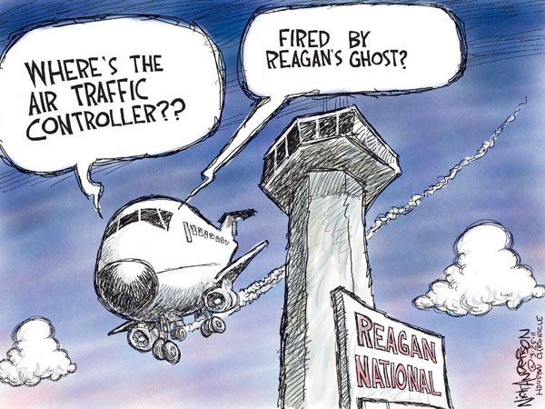 Nick Anderson  Nick Anderson's Editorial Cartoons 2011-03-25 air traffic controller
