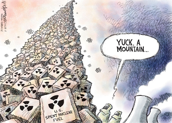 Cartoonist Nick Anderson  Nick Anderson's Editorial Cartoons 2011-03-28 power