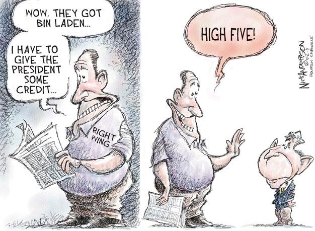 Nick Anderson  Nick Anderson's Editorial Cartoons 2011-05-06 conservative