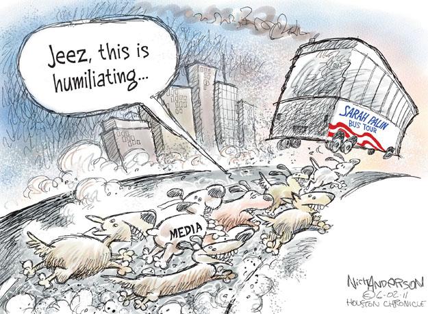 Cartoonist Nick Anderson  Nick Anderson's Editorial Cartoons 2011-06-02 journalist