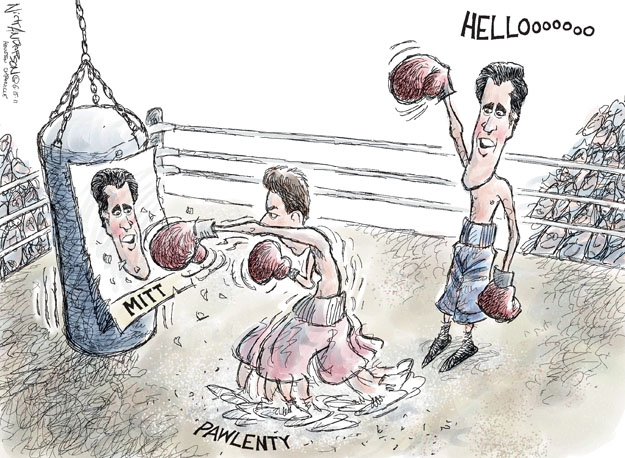Nick Anderson  Nick Anderson's Editorial Cartoons 2011-06-15 strategy