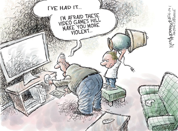 Nick Anderson  Nick Anderson's Editorial Cartoons 2011-06-29 rule of law
