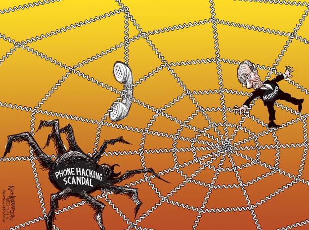 Cartoonist Nick Anderson  Nick Anderson's Editorial Cartoons 2011-07-14 class