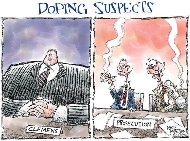 Cartoonist Nick Anderson  Nick Anderson's Editorial Cartoons 2011-07-15 trial