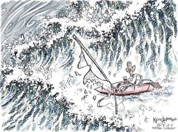 Cartoonist Nick Anderson  Nick Anderson's Editorial Cartoons 2011-08-10 ignore