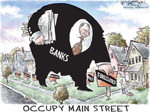 Cartoonist Nick Anderson  Nick Anderson's Editorial Cartoons 2011-10-08 street