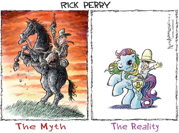 Cartoonist Nick Anderson  Nick Anderson's Editorial Cartoons 2011-10-13 reality