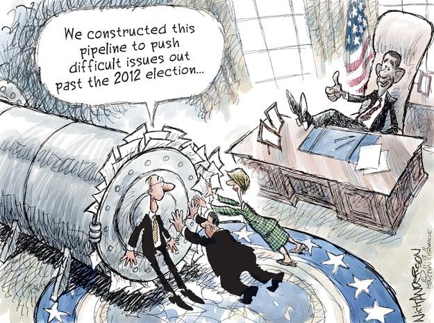 Nick Anderson  Nick Anderson's Editorial Cartoons 2011-11-13 2012 election