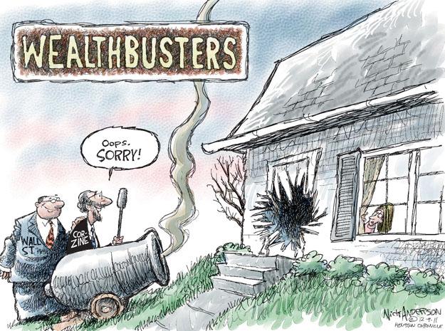 Cartoonist Nick Anderson  Nick Anderson's Editorial Cartoons 2011-12-09 account