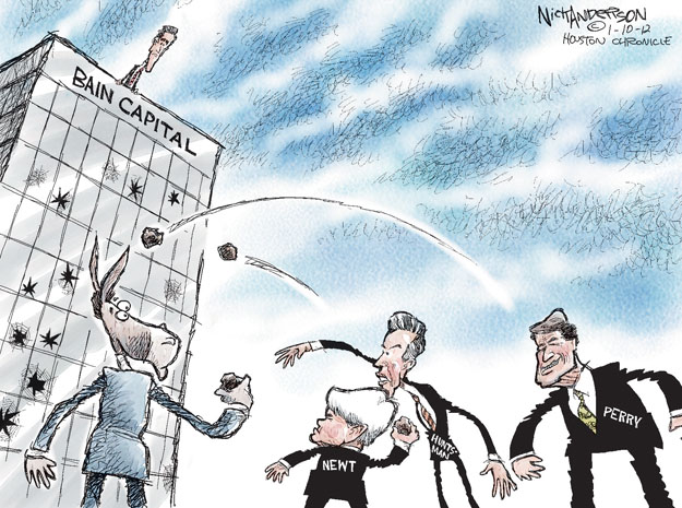 Cartoonist Nick Anderson  Nick Anderson's Editorial Cartoons 2012-01-10 unemployment