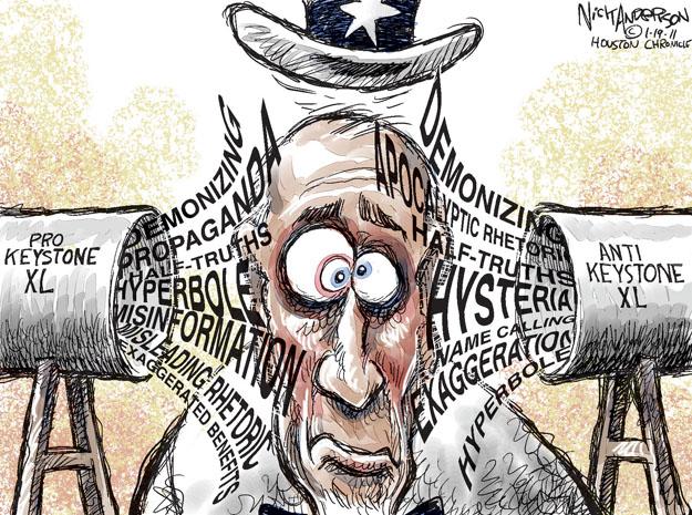 Cartoonist Nick Anderson  Nick Anderson's Editorial Cartoons 2012-01-19 name